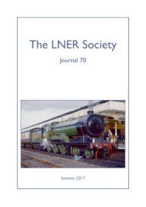 thumbnail of Cover LNER Society Journal 70