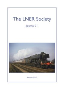 thumbnail of Cover LNER Society Journal 71