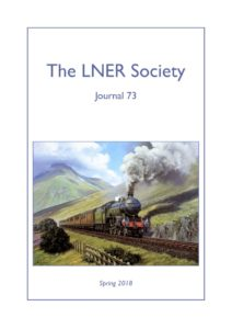 thumbnail of Cover LNER Society Journal 73